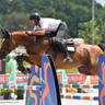 Week 7 - Gustavo Prato & Carna Z - $5,000 KindbredBio Jumper Prix - 1.40m Winner ©Andrew Ryback Photography