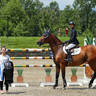 Laura Chapot &  Out of Ireland win the $50,000 Back On Track Grand Prix - Nat'l Std ©ESI Photography
