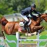 David Raposa & Iliona win the $25,000 Smartpak Grand Prix - Nat'l Std ©ESI Photography