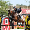 Laura Chapot & Shooting Star win the $10,000 Saugerties Steamboat Co. 1.35m II.2.b ©ESI Photography