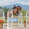 Laura CHapot & Out of Ireland win the $10,000 HITS 1.40m Jumper Classic ©ESI Photography