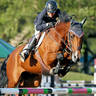 Laura Chapot & Umberto win the $5,000 Johnson Horse Transportation Open Welcome ©ESI Photography