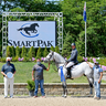 Christian Heineking & NKH MR. DARCY win the $25,000 Smartpak Grand Prix ©ESI Photography
