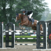 Harold Chopping and Basje Win $40,000 HITS Grand Prix at Culpeper