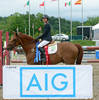Laura Chapot Takes It to the Top in the $75,000 AIG Grand Prix at HITS Saugerties