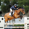 Debbie McCarthy Connor Zooms to the Top in the Johnson Horse Transportation Welcome