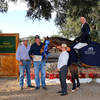 David Jennings Takes First and Third in the $2,500 Devoucoux Hunter Prix