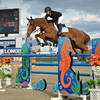 Ashlee Bond Wins the $100,000 Longines FEI World Cup Qualifier in Thermal
