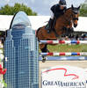 Lauren Hough and Ohlala Are Victorious in Great American $1 Million Grand Prix