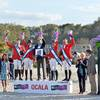 US Equestrian Announces Team USA for the Longines FEI Jumping Nations CupTM USA 2018