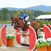 Kady Abrahamson Duels for the Win in the Black Barn $250,000 Jumper Prix Final
