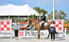 Angel Karolyi and Wings Win $50,000 Purina Animal Nutrition Grand Prix at HITS Ocala